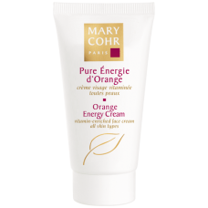 Crema Energizanta Orange Energy Cream Mary Cohr