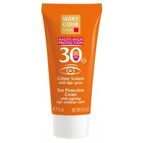 Crema Pentru Ochi Cu Protectie Solara Crème Solaire Yeux Spf 30 Mary Cohr
