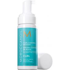 Spuma pentru controlul si definirea buclelor - Curl Control Mousse - Curl - Moroccanoil - 150 ml