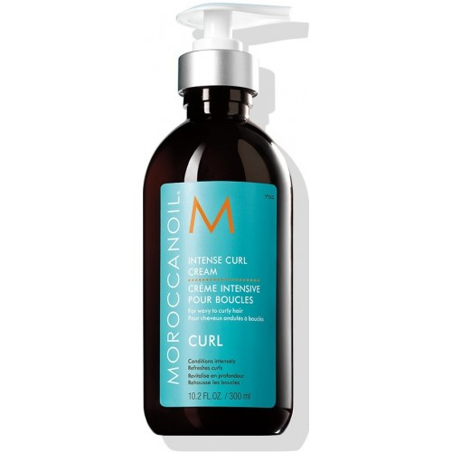Crema Tratament Intensiv Pentru Bucle - Intense Curl Cream - Curl - Moroccanoil - 300 Ml
