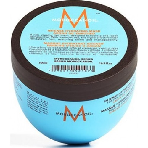 Masca Intens Hidratanta - Intense Hydrating Mask - Hydration - Moroccanoil - 500 Ml