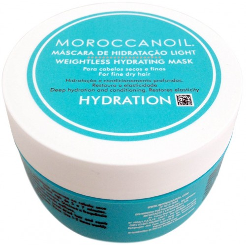 Masca Intens Hidratanta Light - Weightless Hydrating Mask - Hydration - Moroccanoil - 250 Ml
