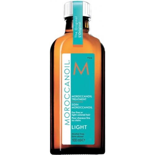 Tratament Pentru Par Subtire Sau De Culoare Deschisa - Treatment - Light - Moroccanoil - 100 Ml