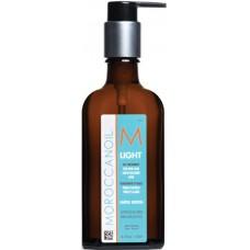 Tratament pentru par subtire sau de culoare deschisa - Treatment - Light - Moroccanoil - 125 ml