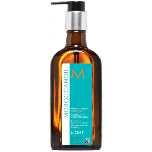 Tratament Pentru Par Subtire Sau De Culoare Deschisa - Treatment - Light - Moroccanoil - 200 Ml