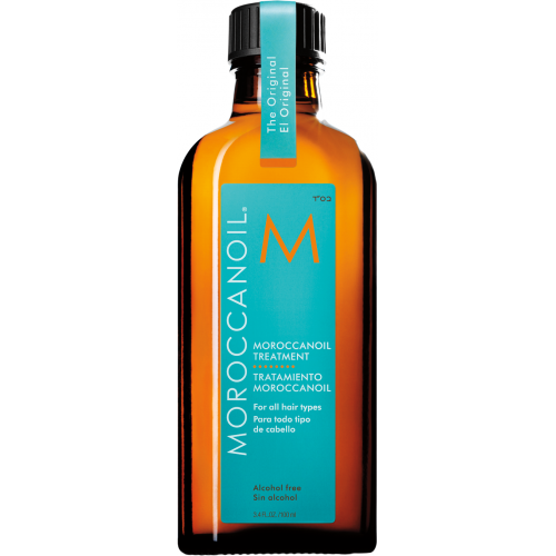 Tratament Pentru Toate Tipurile De Par Treatment Moroccanoil 100 Ml