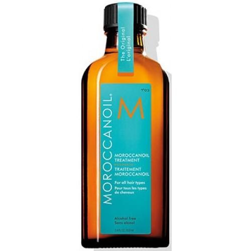 Tratament Pentru Toate Tipurile De Par - Treatment - Moroccanoil - 100 Ml