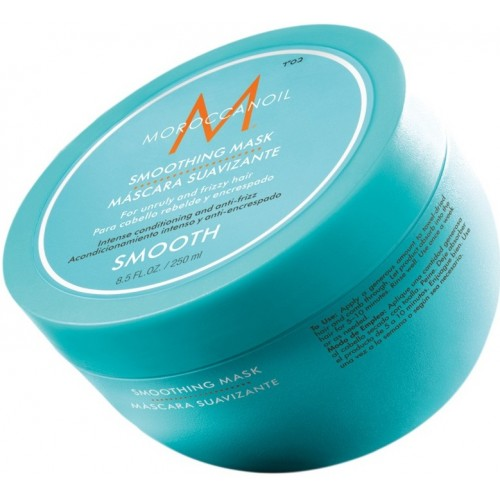 Masca Pentru Netezire - Smoothing Mask - Smooth - Moroccanoil - 250 Ml