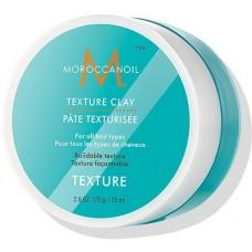 Pasta texturizanta mata - Texture Clay - Texture - Moroccanoil - 75 ml