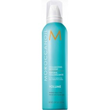 Spuma de volum si definire pentru par fin - Volumizing Mousse - Volume - Moroccanoil - 250 ml
