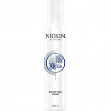 Spuma pentru volum - Bodyfying Foam - 3D Styling - Nioxin - 200 ml