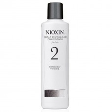 Balsam pentru par natural cu structura fina SYS 2 - Scalp Revitaliser - Conditioner - Fine Hair - Noticeably  Thinning - Nioxin - 300 ml