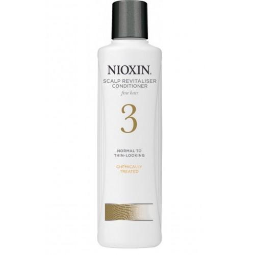 Balsam Pentru Par Tratat Chimic Cu Structura Fina Sys 3 Revitaliser Nioxin 300 Ml