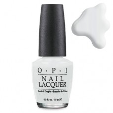 Lac De Unghii OPI - 15 ml - L00 - Alpine Snow