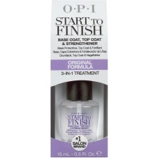 Tratament Baza Si Sigilare 3 in 1 Start To Finish Treatment OPI