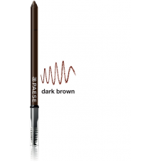 Creion pentru sprancene - Dark Brown BrowSetter - Paese