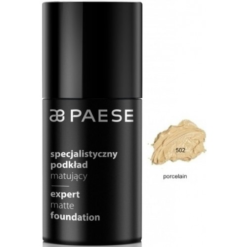 Fond De Ten Matifiant - Expert Matte Foundation - Paese - 30 Ml - Nr. 502