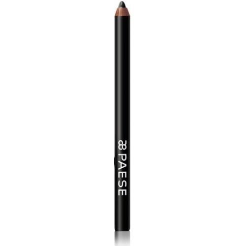 Creion De Ochi Rezistent La Apa - Eye Pencil - Paese - Nr. 01 Jet Black