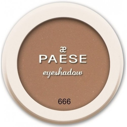 Fard Pentru Ochi Mat Cu Pigment Intens - Kashmir Matte Eyeshadow - Paese - 5 Gr - Nr. 666
