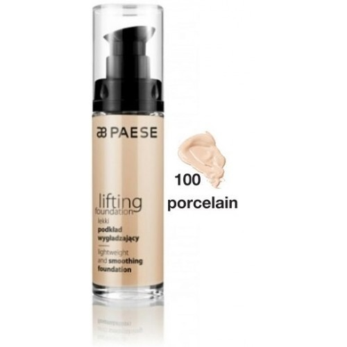 Fond De Ten Cu Efect De Lifting - Lifting Foundation - Paese - 30 Ml - Nr. 100