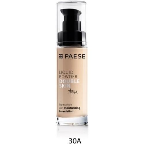 Fond De Ten Hidratant Cu Vitamine (ten Uscat) - Liquid Powder Double Skin Aqua - Paese - 30 Ml - Nr. 30a