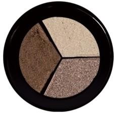 Fard pentru ochi perlat in trei culori - Luxus Pearl EyeShadow - Paese - 5 gr - Nr. 105