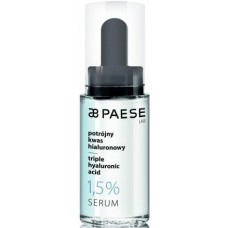 Serum cu acid hialuronic - Triple Hyaluronic Acid 1,5% - Paese - 30 ml