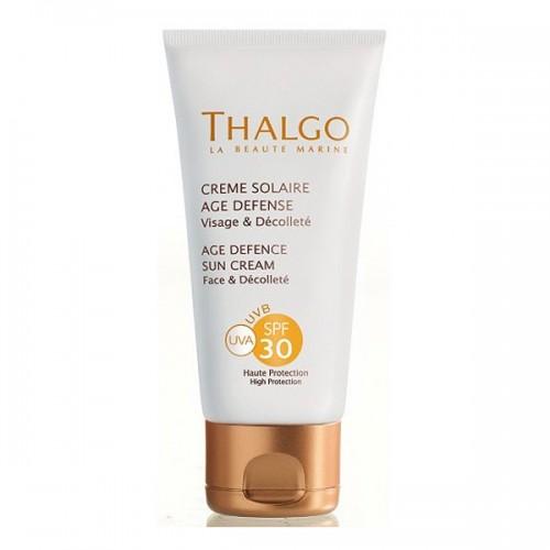 Crema De Fata Antirid Cu Protectie Solara Spf 30 Thalgo