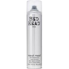 Hard Head Hairspray - Bed Head TIGI - Fixativ Puternic - 385 ml