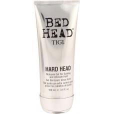 Gel de par cu fixare puternica - Mohawk Gel - Hard Head - Tigi - 100 ml