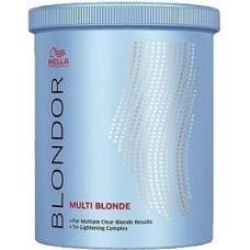 Pudra decoloranta par blond - Multi Blonde Powder - Blondor - Wella Professionals - 800 gr