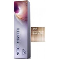 10/69 - Illumina Color - Wella Professionals - Vopsea Profesionala 60 ml