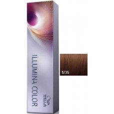 5/35 - Illumina Color - Wella Professionals - Vopsea Profesionala 60 ml