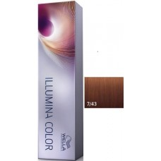 7/43 - Illumina Color - Wella Professionals - Vopsea Profesionala 60 ml