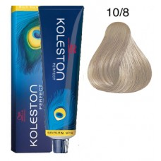 10/8 - Koleston Perfect - Wella Professionals - Vopsea Profesionala 60 ml