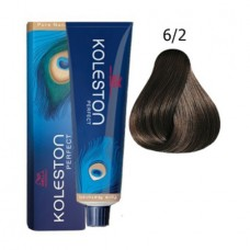 6/2 - Koleston Perfect - Wella Professionals - Vopsea Profesionala 60 ml