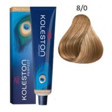 8/0 - Koleston Perfect - Wella Professionals - Vopsea Profesionala 60 ml