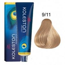 9/11 - Koleston Perfect - Wella Professionals - Vopsea Profesionala 60 ml