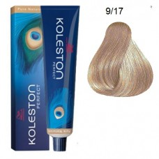 9/17 - Koleston Perfect - Wella Professionals - Vopsea Profesionala 60 ml
