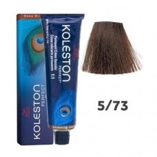 5/73 - Koleston Perfect - Wella Professionals - Vopsea Profesionala 60 ml