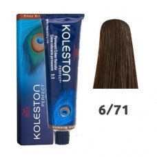 6/71 - Koleston Perfect - Wella Professionals - Vopsea Profesionala 60 ml