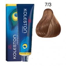 7/3 - Koleston Perfect - Wella Professionals - Vopsea Profesionala 60 ml