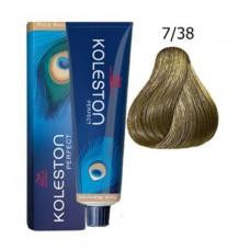 7/38 - Koleston Perfect - Wella Professionals - Vopsea Profesionala 60 ml