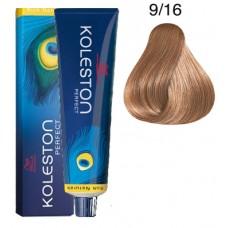 9/16 - Koleston Perfect - Wella Professionals - Vopsea Profesionala 60 ml