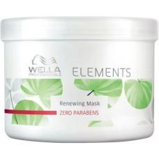 Masca revitalizanta fara sulfati, parabeni si coloranti - Renewing Mask - Wella Professionals - 500 ml