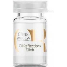 Elixir pentru stralucire - Luminous Magnifying Elixir - Oil Reflections - Wella Professionals - 10 x 6 ml