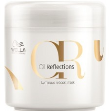 Masca pentru stralucire - Luminous Reboost Mask - Oil Reflections - Wella Professionals - 150 ml