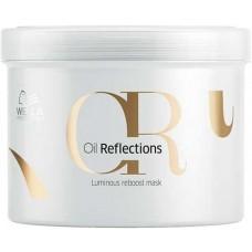 Masca pentru stralucire - Luminous Reboost Mask - Oil Reflections - Wella Professionals - 500 ml