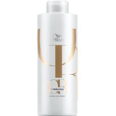 Sampon pentru stralucire - Luminous Reveal Shampoo - Oil Reflections - Wella Professionals - 1000 ml
